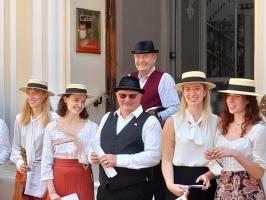 Monaco-Ireland Arts Society and ISM students