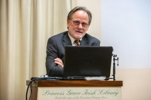Prof Adrian Frazier