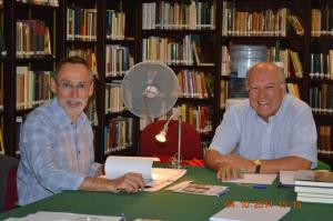 Drs Michel Brunet & Pierre Joannon, Honorary Consul General of Ireland
