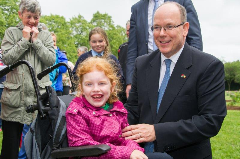 Prince Albert II state visit to Ireland in 2017 - 3