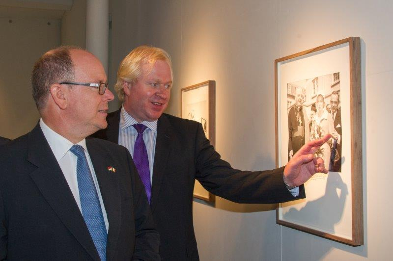 Prince Albert II state visit to Ireland in 2017 - 6