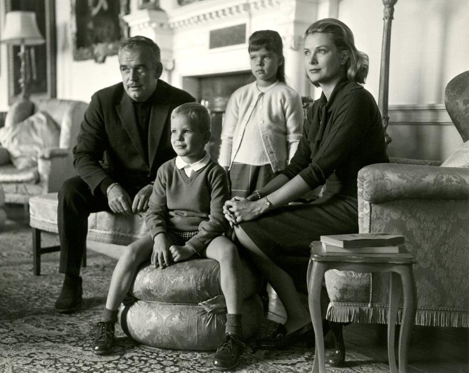 Princess Grace & Prince Rainier III official state visit to Ireland in 1961 - 20