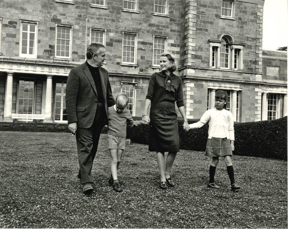 Princess Grace family visits to Ireland - 4