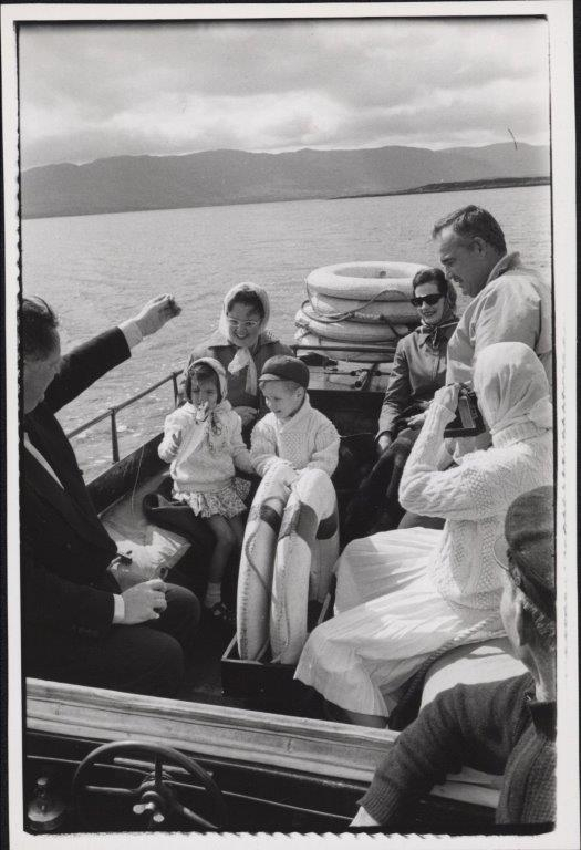 Princess Grace family visits to Ireland - 3