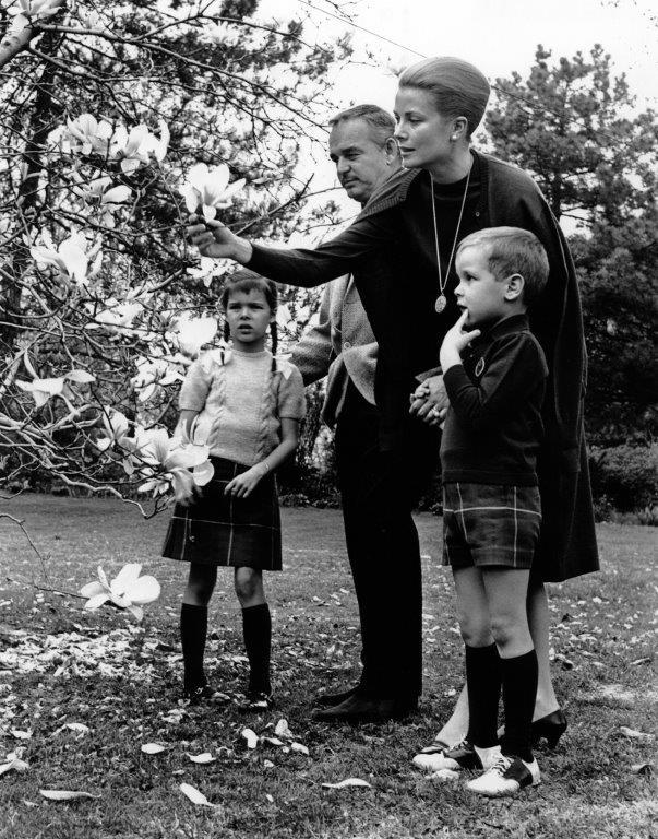 Princess Grace family visits to Ireland - 2